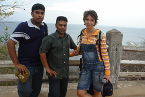 In Trincomalee