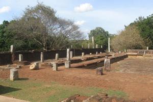 Ruins in Anuradhapura