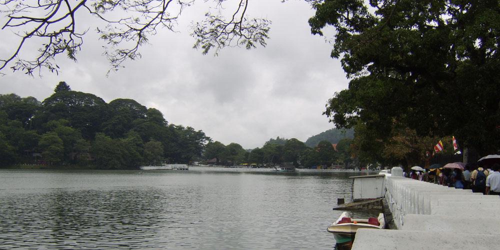 Bogambara lake, Kandy