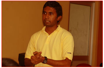 Anuradha Weeraman of FOSS