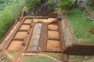 Sigiriya ponds scheme