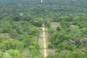 Sigiriya scenery