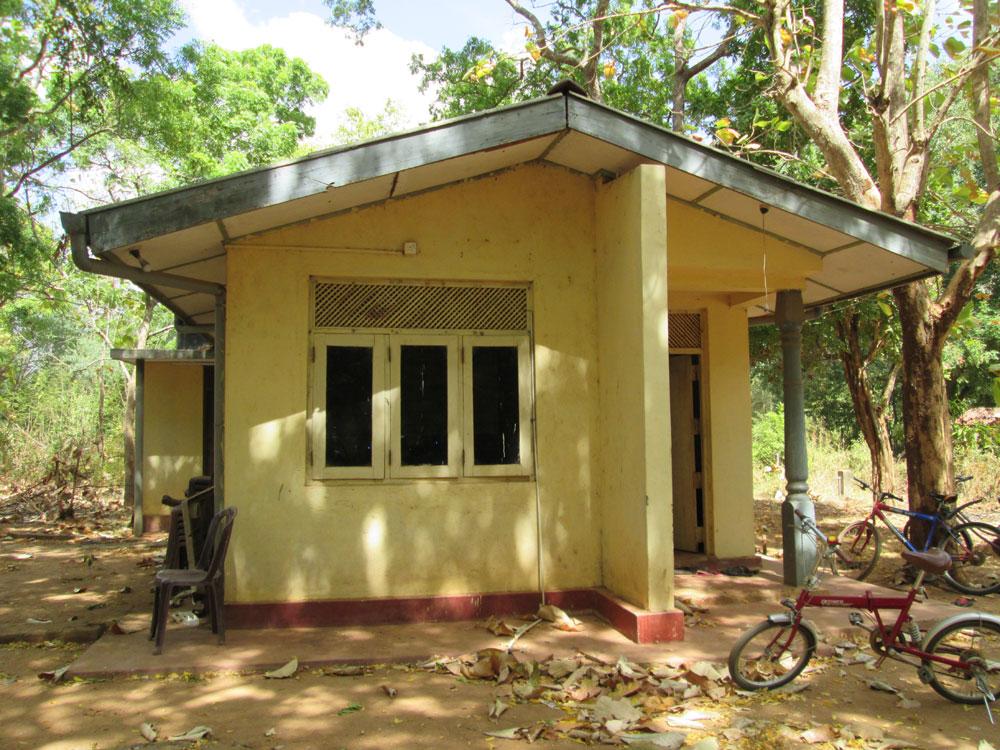 Horizon Lanka computer lab