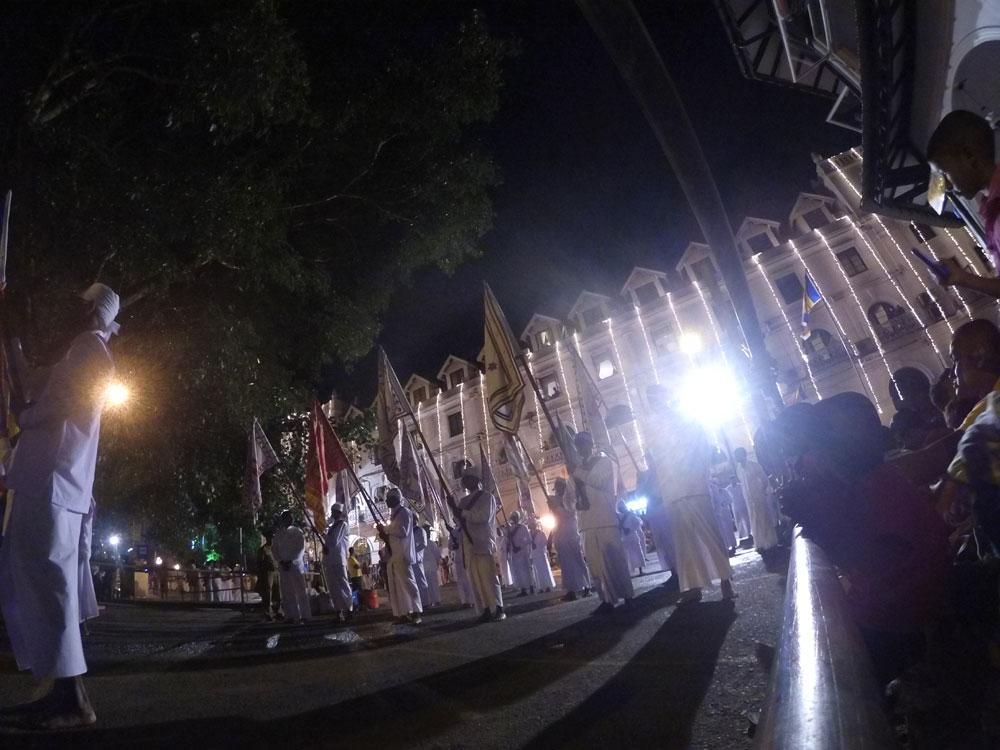 Kandy Esala Perahera procession