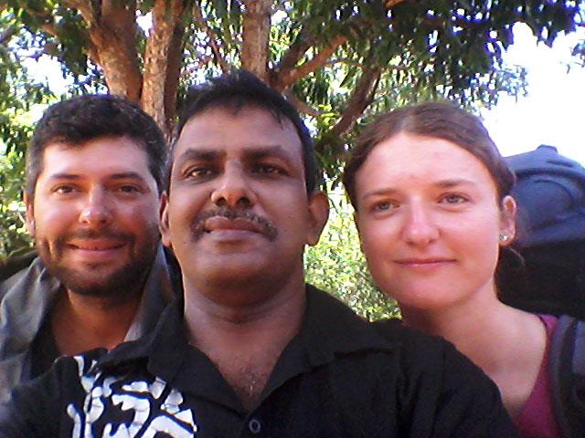 Lubomir, Wanni and Klara
