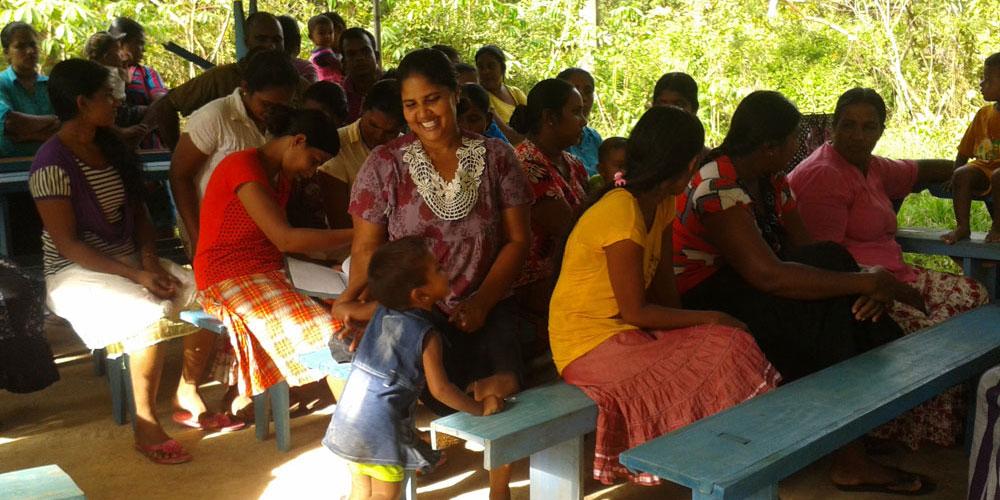Parents meeting at Horizon Lanka