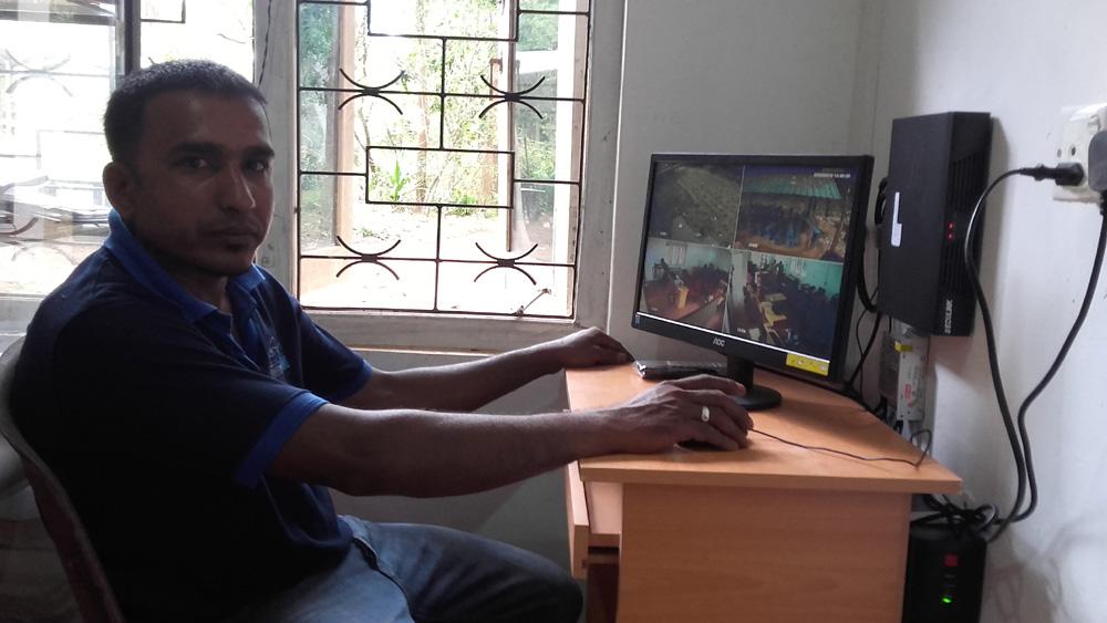 Aruna Shantha of Wartech Neat Solutions