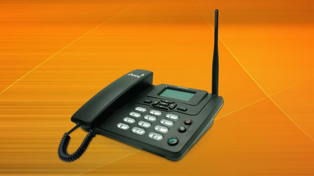 dialog CDMA phone unit