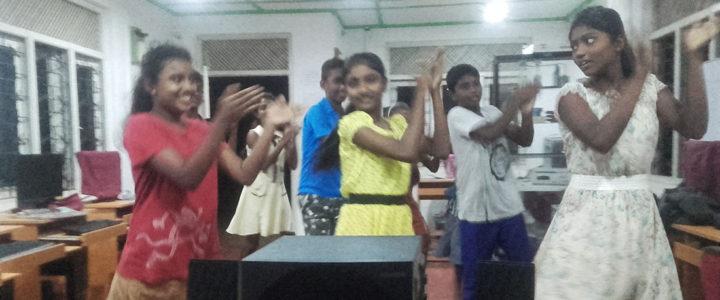 Ran Pokunen Dance Practice