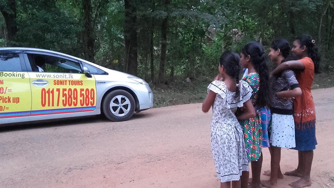 Saying goodbye to the Samaranayake family