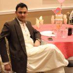 Razee Khan from Pakistan