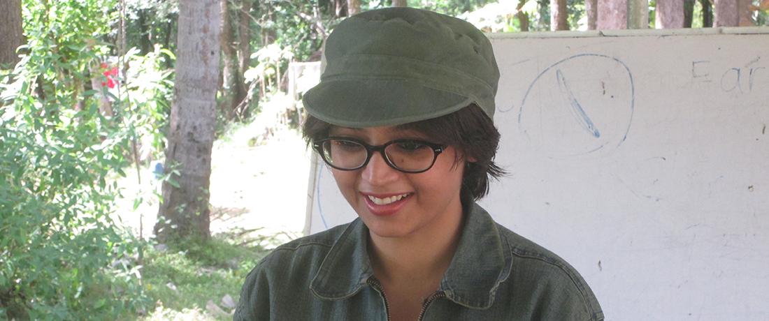 Nayab Rehman at Horizon Lanka