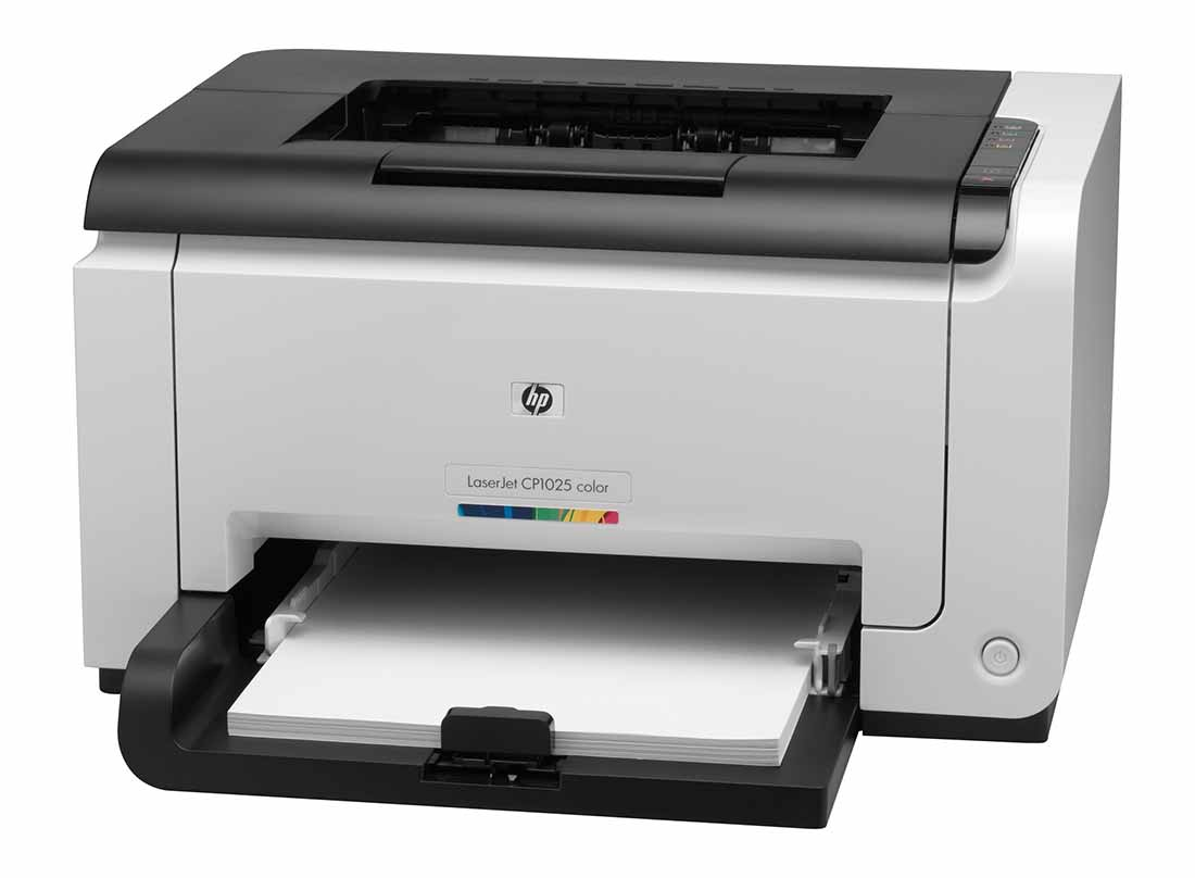 LaserJet Pro CP1025 Color Printer