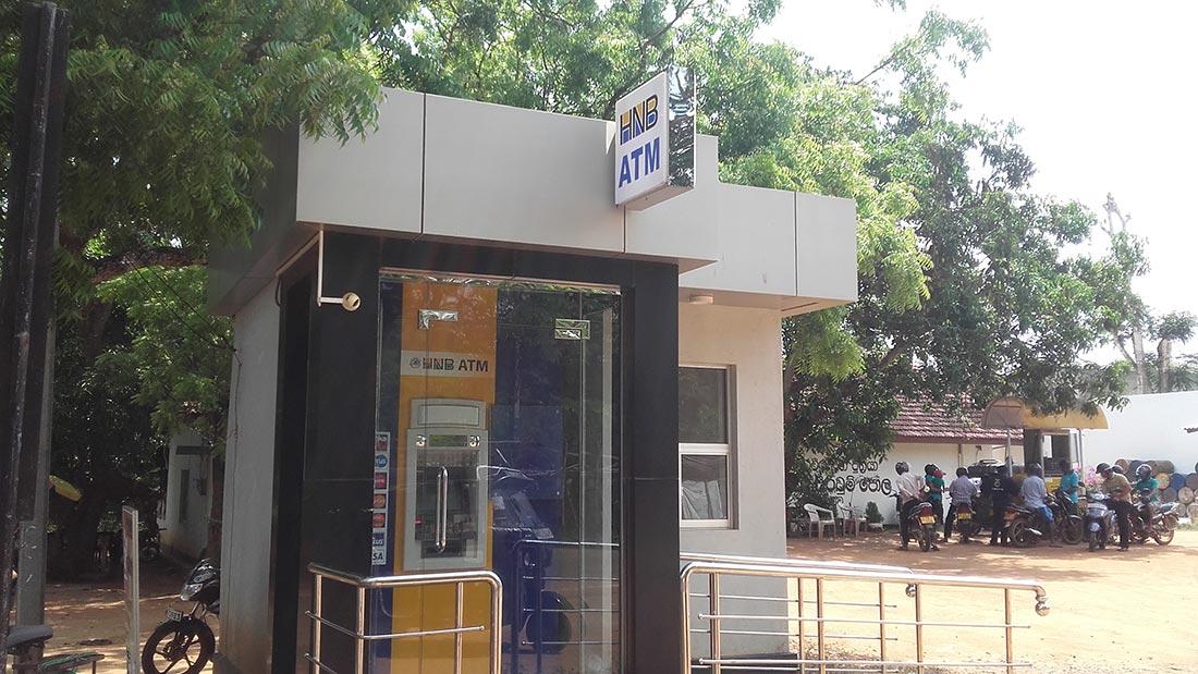 HNB ATM in Mahawilachchiya
