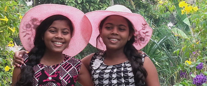 Help Save These Twins Subhashani and Harshani from Thalassemia