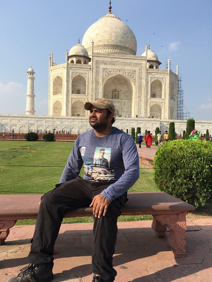 Meer Ali, my friend