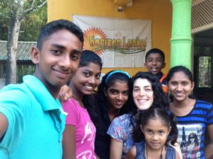 Volunteering in Srilanka