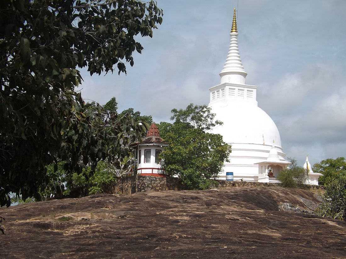 Stupa at Tantirimale