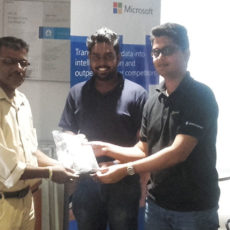 A Second Micro:bit Device for Horizon Lanka from Microbit Sri Lanka User Group