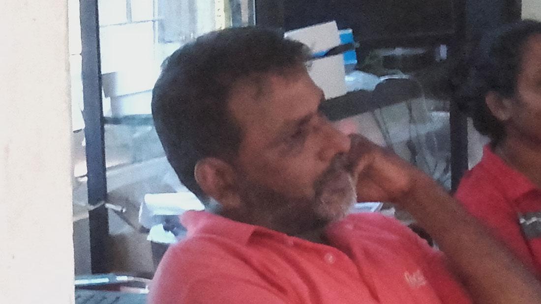 Mr Nanda Wanninayaka