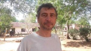 Petr Till from The Czech Republic