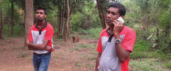 Diaog Axiatta PLC team at Horizon Lanka