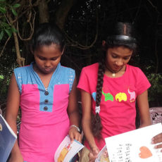 Room to Read Donates English Supplementary Reading Books to Horizon Lanka Foundation