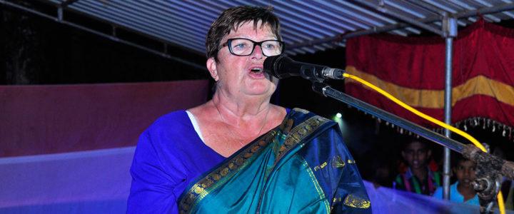 Ms. Greta Suffys