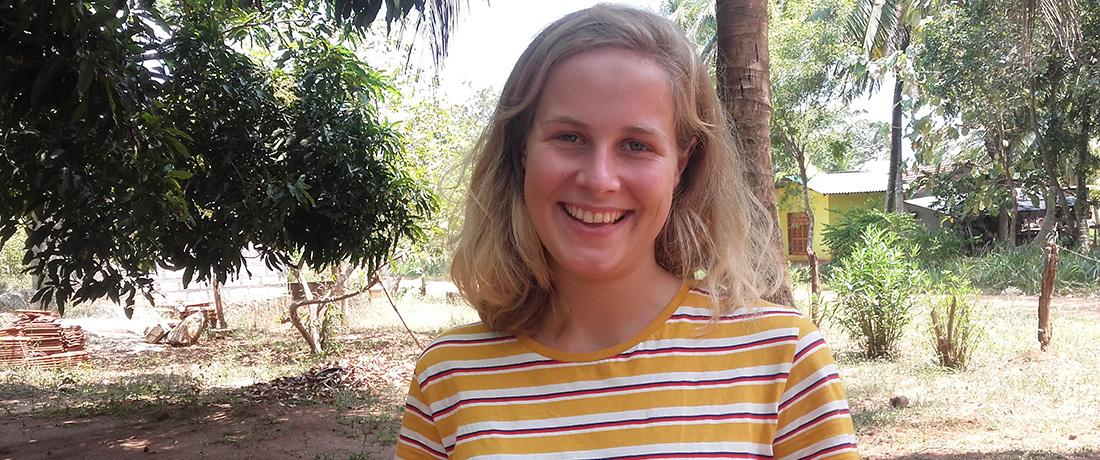 Johanna Carina Schönborn in Tantirimale