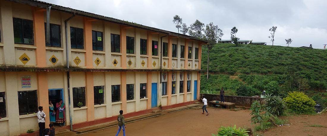 Desford School, Nanu Oya