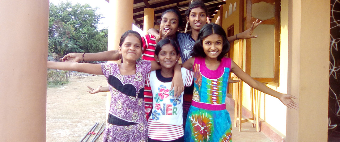 The students of Horizon Academy - Maniyanthoddam, Nallur, Sri Lanka