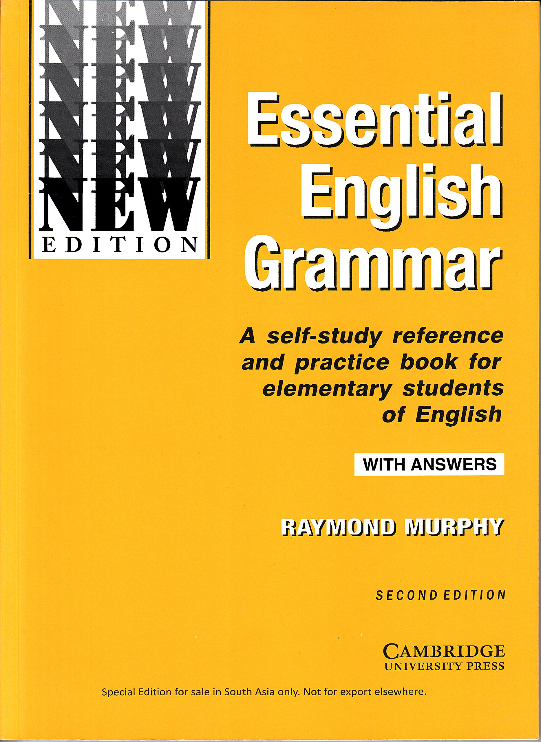"""Essential English Grammar"" by Raymond Murphy"