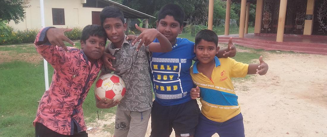 Maniyanthoddam Soccer eam