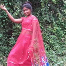 Prabodha Kalotuwawa, a Teenage Singer, Dancer and a Choreographer with Natural Talents Aspires to Become a Professional Performer