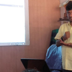 Achira Liyanage Holds a Workshop on Web Designing and Social Media at Horizon Academy – Ukkulankulama