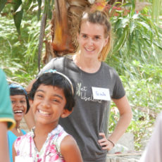 L'effet Libellule Project Holds a Workshop in Horizon Academy – Panama, Sri Lanka – French